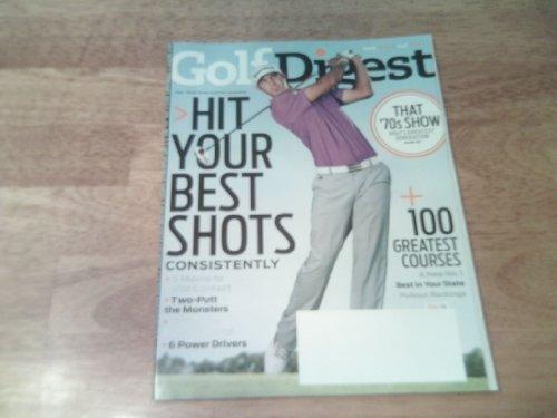 Golf Digest Magazine Vol. 64/No. 2 (February 2013) - Tom Jerry 64