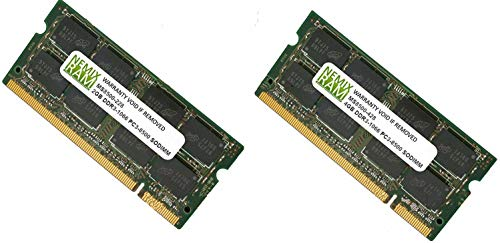Nemix Ram Compatible Memory for Apple iMac 9,1 (24-inch Early 2009) 6.0GB 2GB+4GB DDR3 1066Mhz PC3 8500 SODIMM Ram Memory Module Upgrade Kit