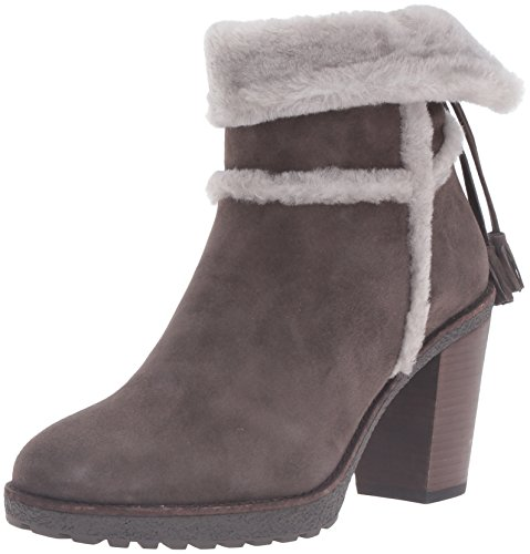 Smoke Boot Short Winter FRYE Women's US M 11 Shearling Jen CqxwnYnB