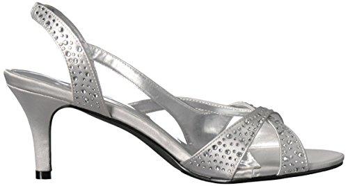 Annie Sandal Silver W Women Long Time Shoes Dress fWPfSn
