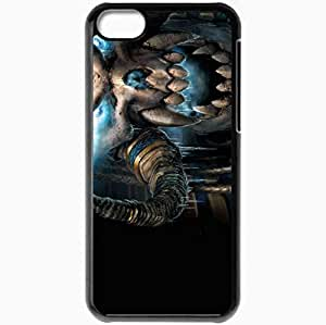 Personalized iPhone 5 5s Cell phone Case/Cover Skin Frozen Black