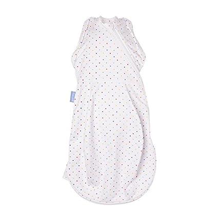 The Gro Company - Saco de dormir cómodo y caliente para recién nacido/envoltura (