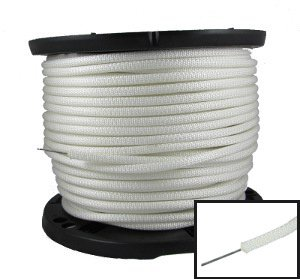 Nylon Center - Wire Center Flagpole Rope 1/4