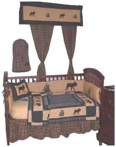 Patch Magic Cedar Trail Crib Bedding (Cedar Crib)