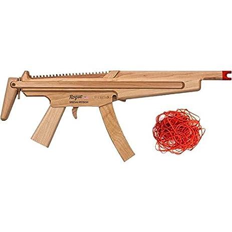 Amazon Rogue Special Edition Model Mp5 Rubber Band Gun Toys