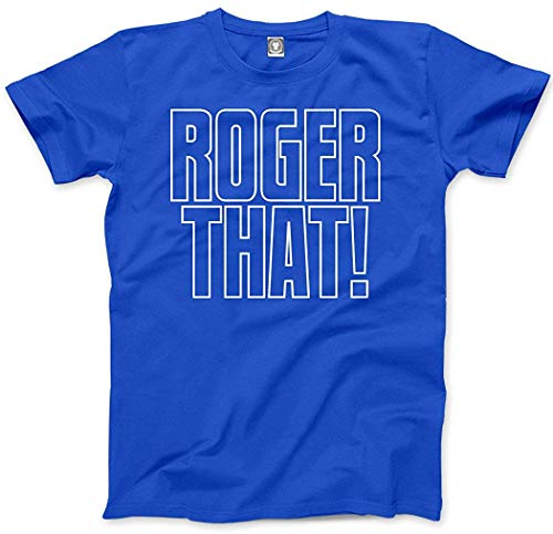 (KABEN TEE Roger That! - Roger That! T-Shirt - Tennis Wimbledon hat Cap Roger Federer)