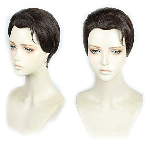 Price comparison product image Detroit: Become Human Connar's Short Cosplay Wig