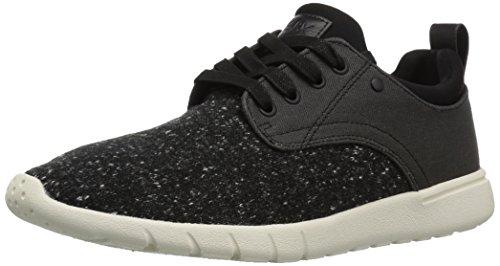 Gbx Black Shoes (GBX Men's Alfa Oxford, Black, 7.5 Medium US)