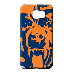 samsung galaxy s6 edge Popular PC New Arrival Wonderful mobile phone carrying cases chicago bears nfl football
