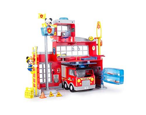 IMC 181939 Caserne de Pompiers Mickey - Disney