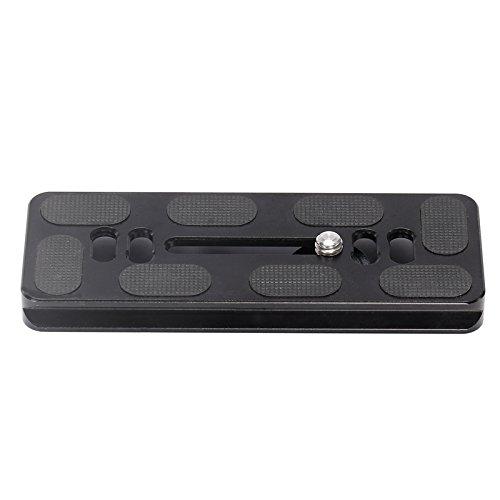 Leofoto PU-100 100mm Lens QR Plate Arca / RRS Lever Clamp Compatible