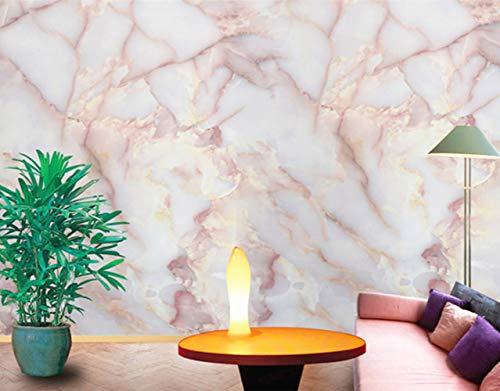 Amao Amber Pink Granite Look Marble Effect Counter Top Film Vinyl Self Adhesive Peel-Stick Wallpaper 12'' X 79''