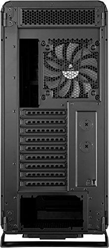 Corsair Graphite Series 760T Full Tower Windowed Case - Black by Corsair (Image #3)