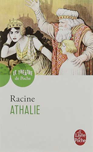 Athalie (Ldp Theatre) (French Edition)
