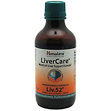 HIMALAYA USA, LIVER CARE LIQUID 200 ML
