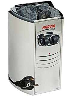 Saunaofen 3,6 kW mit Steuerung 20 kg Saunasteine 230 V Steckdose ...
