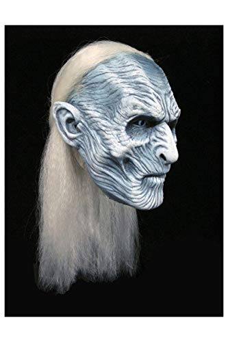 Trick Or Treat Studios Men's Game of Thrones-White Walker Mask, Multi, One Size ()