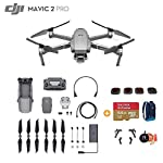 DJI Mavic 2 Pro Drone Quadcopter, Ultimate Bundle, with 64GB SD Card, Filter Set (CPL ND8 ND16 ND32), Landing Gear, Landing Pad and Backpack 4