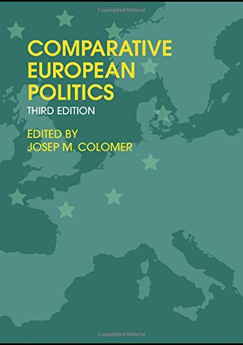 Comparative European Politics: Political Institutions in Europe