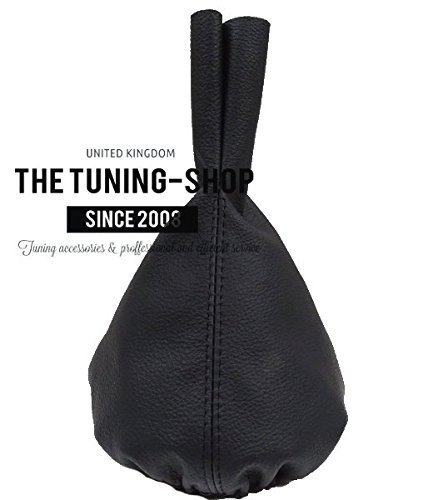 - The Tuning-Shop Ltd For Porsche 944 1985-1991 Manual Shift Boot Black Italian Leather