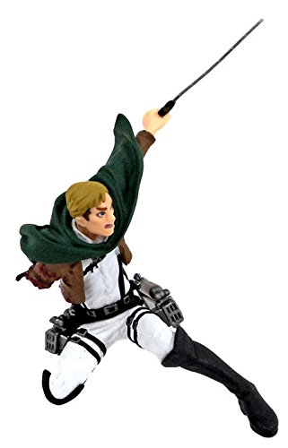 Attack on Titan Real Figure Collection Wave 2 Erwin PVC Figu