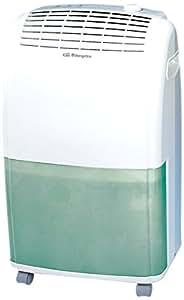 Orbegozo DH 2050 - Deshumidificador Dh2050, 20L, R134A, color blanco y azul