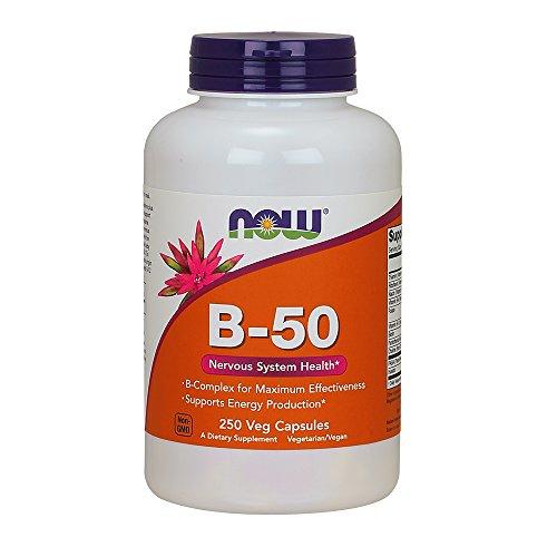 Vitamin B-complex 50 Capsules - 3