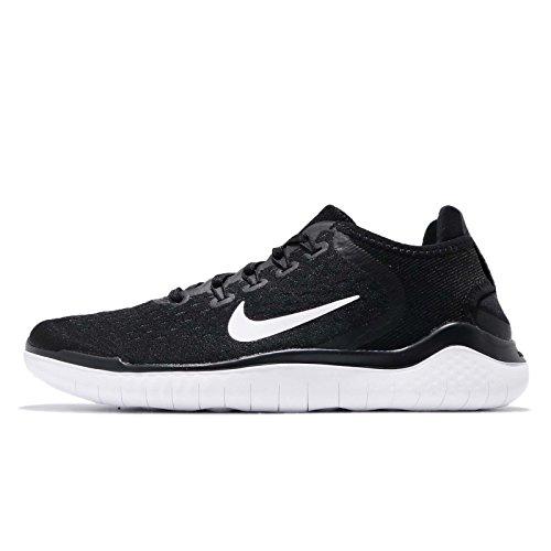 Nike Dames Libre Rn 2018 Chaussures De Course Noir (noir / Blanc 001)