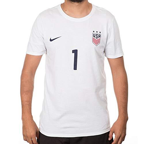 Nike Men's US Women's National Team Jersey Replica Tee (Small, Hope Solo) ()