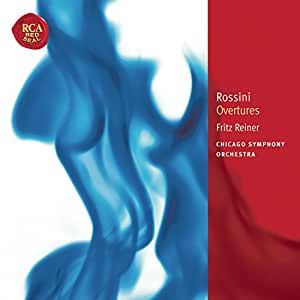Rossini: Overtures: Classic Library Series