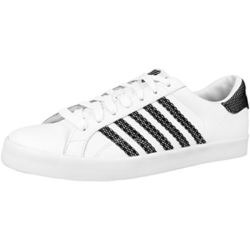 White Basse Da swiss white Donna 191 93324 So black Ginnastica Scarpe K Belmont wx81AqCf