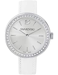 Swarovski Crystal Daytime White Watch