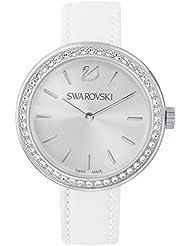 Swarovski Crystal Daytime White Watch