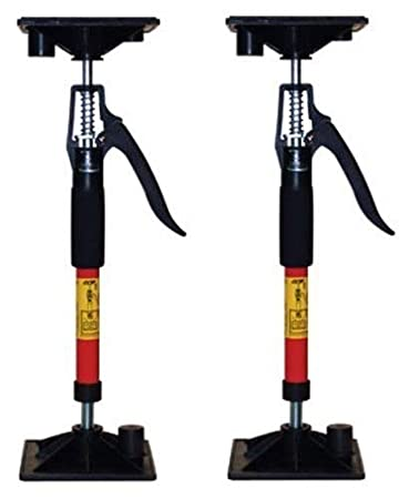 Set of 2 16.5-Inch to 22.8-Inch Laserjamb 3HAND14 FastCap Little Hand HD 3rd Hand Support System