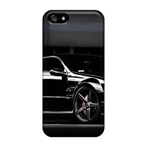 High Impact Dirt/shock Proof Case Cover For Iphone 5/5s (mercedes Benz Clk)