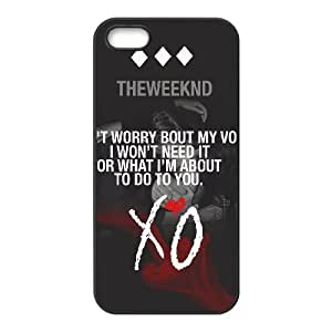 CSKFUC-EUR Diy The Weeknd XO Hard Back Case for iphone 6 5.5 plus iphone 6 5.5 plus 5g