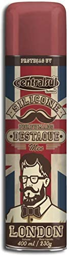 Centralsul Quimica Destaque Silicone Spray London 400Ml