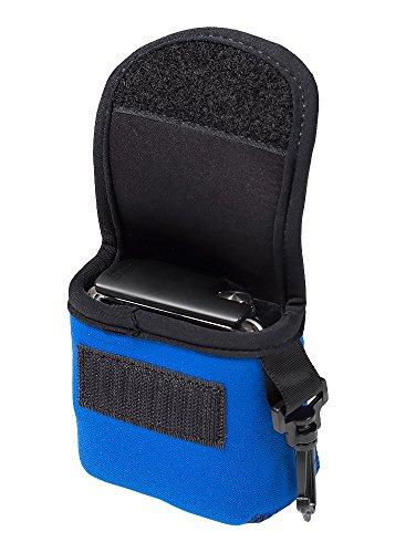 LensCoat BodyBag GoPro Neoprene Protection Camera Bag case (Blue) lenscoat