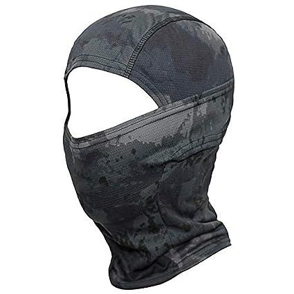 Amazon.com: UrbanSwing Camouflage Balaclava Full Face Mask ...