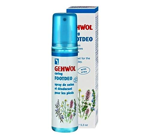 Caring foot deo (spray) Gehwol