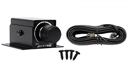 - Alpine RUX-KNOB.2 Remote Bass Level Control
