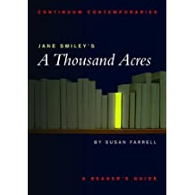 a report on a thousand acres by jane smiley A thousand acres  customer reviews  0 comment | report abuse  40 out of 5 stars a thousand acres by jane smiley.