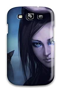 Best Premium Galaxy S3 Case - Protective Skin - High Quality For Ergo Proxy 4927102K86567814