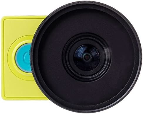 4K Xiaoyi Lite JINGZ 52mm UV Filter Lens Filter with Cap for Xiaomi Xiaoyi 4K+ Xiaoyi Sport Camera Durable