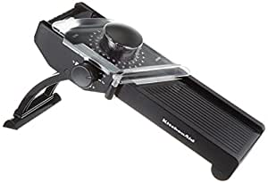 KitchenAid Mandoline Slicer Set - Black