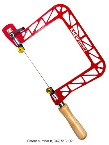 Knew Concepts MK IV Heavy Duty Hand Saw - 5 Inches