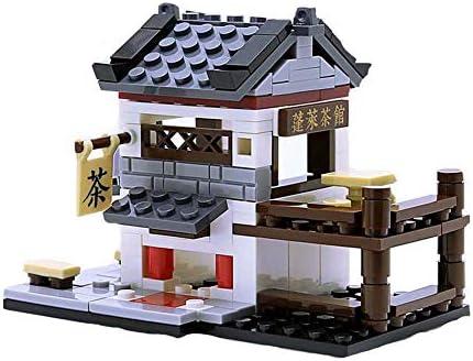 Elitte Chinatown Modelo Chino Antiguo Arquitectura Juguete de construcción por Bloques casa de Arquitectura China: Amazon.es: Deportes y aire libre