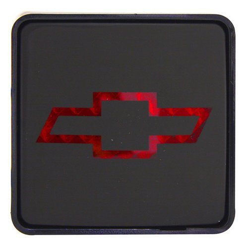 an Be Used As Hitch Covers Officially Licensed by GMC Dodge Ford Chevrolet (Chevrolet) (Gmc Hitch Brake Light)