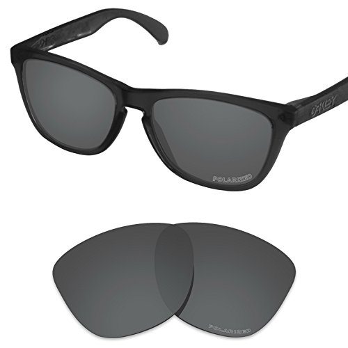 Tintart Performance Replacement Lenses for Oakley Frogskins Sunglass Polarized - Lenses Oakley Frogskins