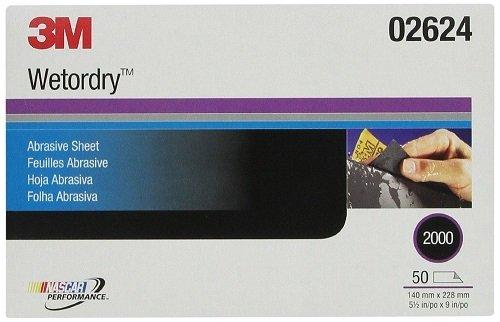 3M 02624 Imperial Wetordry 5-1/2